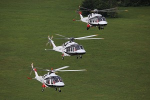 LCI Signs For 11 More AgustaWestland Helicopters
