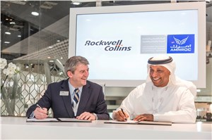 Rockwell Collins Collaborates With AMMROC for Military Avionics MRO Alliance