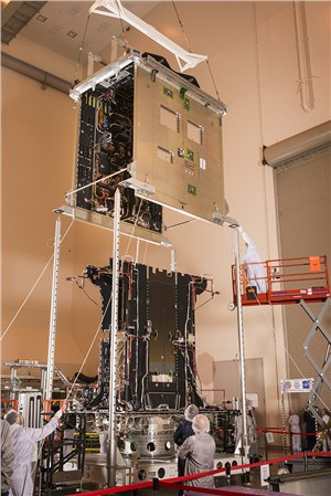 Ingenuity Drives LM's AEHF Program to Production Milestone Early