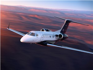 Embraer's Phenom 300 is the Most Delivered Business Jet for the 2nd Year in a Row