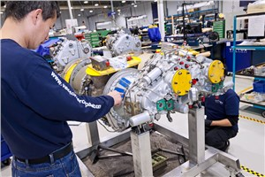 Vector Aerospace and Colombian AF Sign Contract for PT6T & JT15D Engine Overhauls
