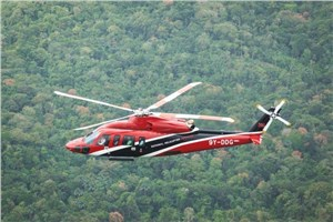 Sikorsky Recognizes National Helicopter Services for Recent S-76D Helicopter Milestones