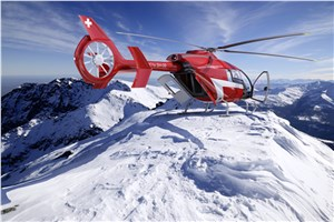 TenCate Advanced Composites and Marenco Swisshelicopter announce supply agreement for SKYe SH09 helicopter
