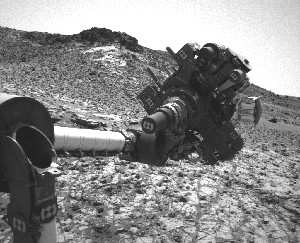 Use of Rover Arm Expected to Resume in a Few Days
