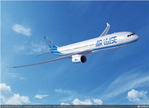 ALC Firms Up Order for 55 Airbus Aircraft