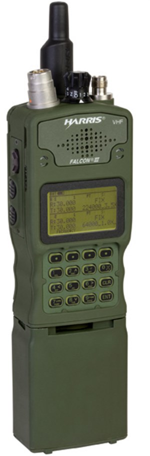 Harris to Deliver Falcon III Wideband Radio Systems for C4ISR Modernization to a Middle East Nation