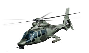 Airbus Helicopters Selected for the Partnership Development of South Korea's LCH and LAH