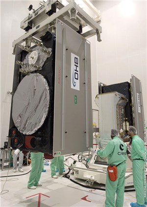 Final Payload Integration is Underway for Soyuz' Galileo Passengers