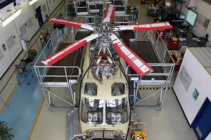Finmeccanica-AgustaWestland Training Academy Malaysia Set to Receive an AW139 Maintenance Trainer Simulator