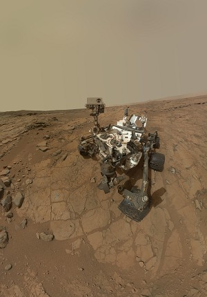 NASA's Curiosity Rover Finds Biologically Useful Nitrogen on Mars