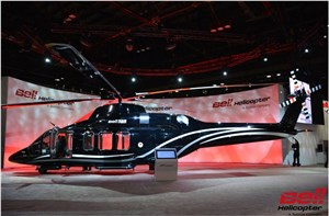 Middle East Continues to Show Strong Interest in Bell Helicopter's Newest Aircraft