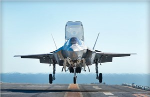 LM Standardizes on Splunk Software for the F-35 Lightning II