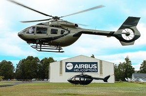 1st H145 Helicopter in Australia Pacific Region