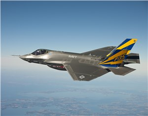 F-35 Program 'On Right Track,' Director Says