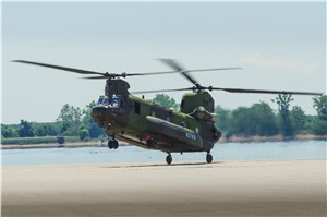 Boeing-Built CH-147F Maintenance Training Center Opens in Canada