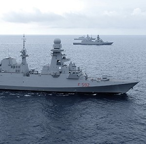 Option Exercised for the 9th and 10th FREMM Frigate