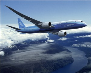 Boeing Presents Flight Test 787 Dreamliner to Pima Air & Space Museum