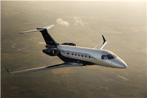 Embraer Executive Jets to Promote its Complete Product Portfolio at EBACE 2015