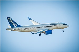 P&W Signs Agreement to Provide Data Management Service for Bombardier CSeries Aircraft's Health Management System