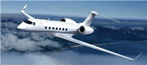 Gulfstream Delivers 500th G550
