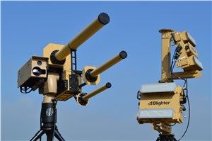 Anti-UAV Defence System (AUDS) Unveiled by Trio of British Technology Companies
