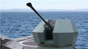 BAE Systems Wins 40 Mk4 Naval Gun Contract for Brazil
