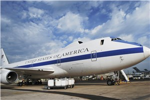Boeing Returns Air Force E-4B Aircraft to Service Ahead of Schedule
