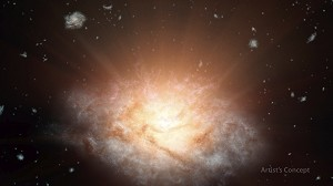 NASA's WISE Spacecraft Discovers Most Luminous Galaxy in Universe