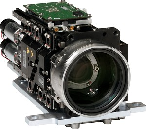 Airbus Defence and Space launches new short-wave infrared camera ''RedKite''