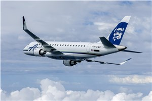 SkyWest Confirms Order for 8 E175s Additional Aircraft to fly for Alaska Airlines