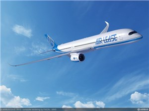 ALC Boosts Portfolio with Airbus Widebody & Single-Aisle Aircraft