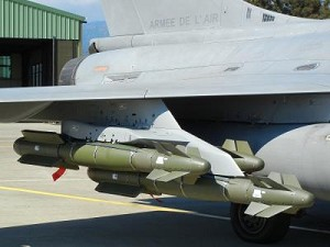 Sagem Wins Export Contract for AASM Hammer Missiles on Egypt's Rafale Fighters