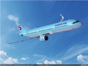 Korean Air to Order Up to 50 A321neo
