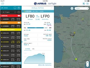 Airbus ProSky Launches Innovative Flight Tracking: AirFlight