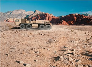 Oshkosh Awarded Contract to Recapitalize US Army's Heavy Tactical Vehicles