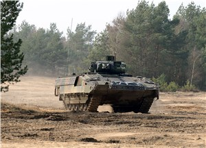 Force Protection and Firepower: The Future Arrives With Formal Transfer of Puma IFV to Bundeswehr
