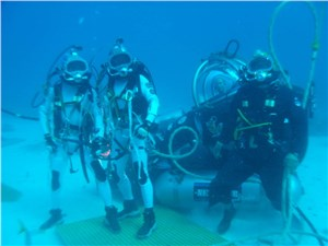 NASA Prepares for Future Space Exploration with International Undersea Crew