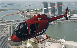 Bell Helicopter Sells 2 Bell 505 Jet Ranger Xs in Israel