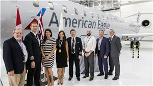 Bombardier Delivers 1st of 7 CRJ900 Aircraft to Mesa Airlines