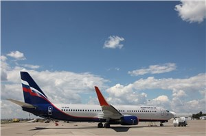 Brand New B737-800 Joins Aeroflot Fleet