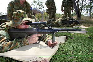 Government Approves Contract to Maintain ADF Small Arms Manufacturing in Australia - 6 July 2015