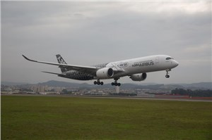All-new A350 XWB begins Americas Demo Tour in Sao Paulo