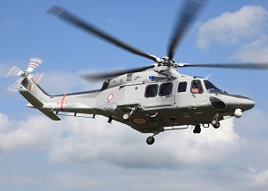 Armed Forces of Malta Order Their 3rd AW139 Helicopter