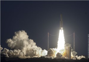 Europe's MSG-4 Weather Satellite Delivered Into Orbit