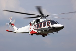 RN-Aircraft Signs Contract for 10 AW189 Commercial Helicopters
