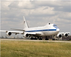 Rockwell Collins Selected to Provide Communications for E-4B Program