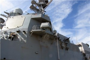 LM Receives Additional EW Contract to Protect the Navy's Fleet