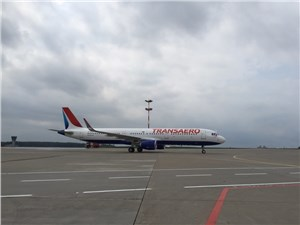Transaero Airlines Receives its 1st Airbus A321