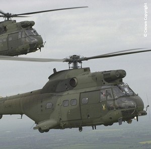Selex ES Wins EUR 27M to Update UK RAF Puma EW Capability