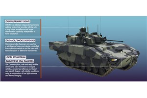 GBP125 M Investment in New Armoured Vehicles Sustains 40 Skilled Scottish Jobs
